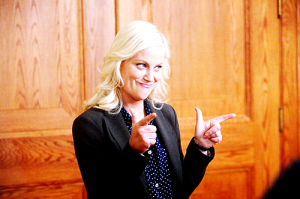 Orphan Survival Guide - What Would Leslie Knope Do? -- How to Find Local Events